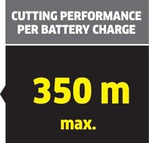 Strunová sekačka LTR 18-30 Battery Set