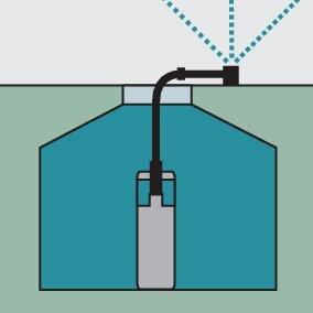 Bomba pozo BP 2 Cisterna
