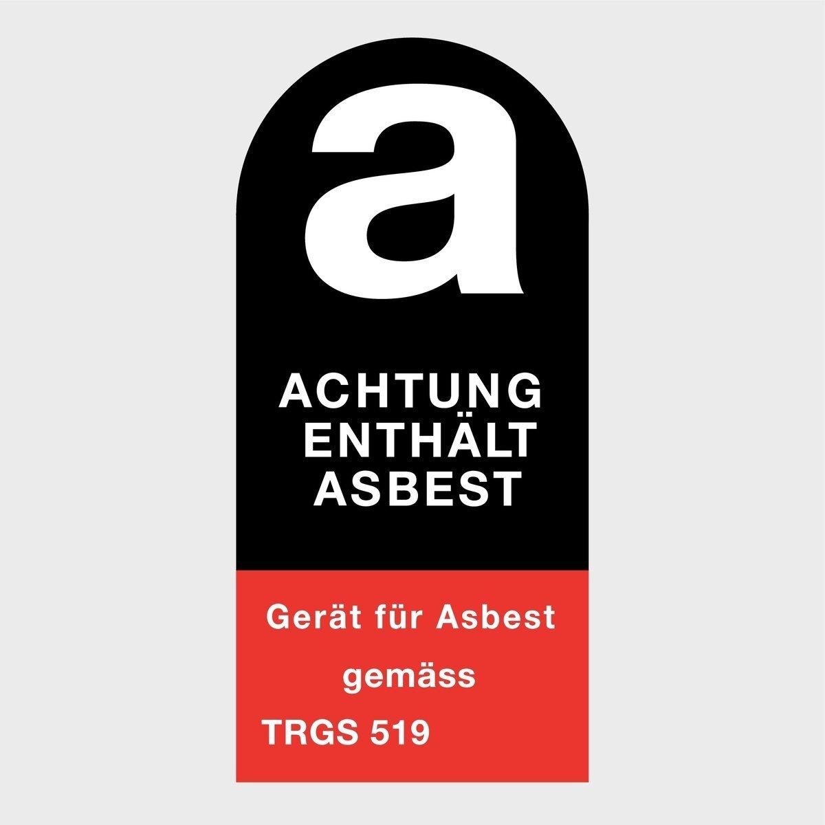 Veiligheidsstofzuiger NT 50/1 Tact Te H: Goedgekeurd voor asbeststof