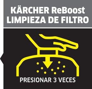 picto ReBoost filter cleaning left oth 1 ES CI15295x284 - ASPIRADOR  KARCHER EN SECO Y DE CENIZA AD 2.  1.629-711.0