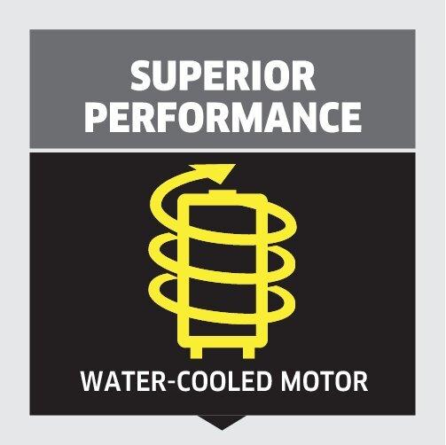K 4 Compact *EU: Υδρόψυκτο μοτέρ και εξαιρετική απόδοση