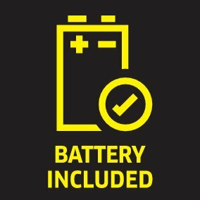 Tlakový čistič KHB 5 Battery Set