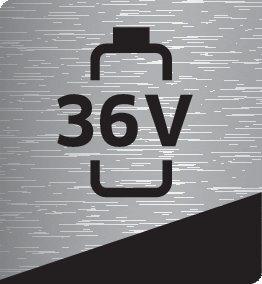Starter Kit Battery Power 36/25