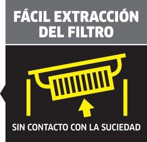 picto easy filter removal left oth 1 ES CI15295x284 1 - ASPIRADOR  KARCHER EN SECO Y DE CENIZA AD 2.  1.629-711.0