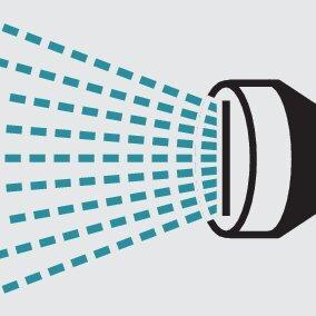 Штанга  для полива телескопическая Premium, 6 режимов