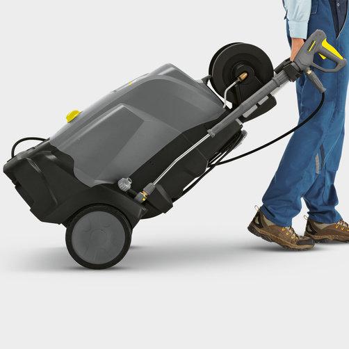 Limpiadora de alta presión HDS 5/13 U: Innovador diseño vertical