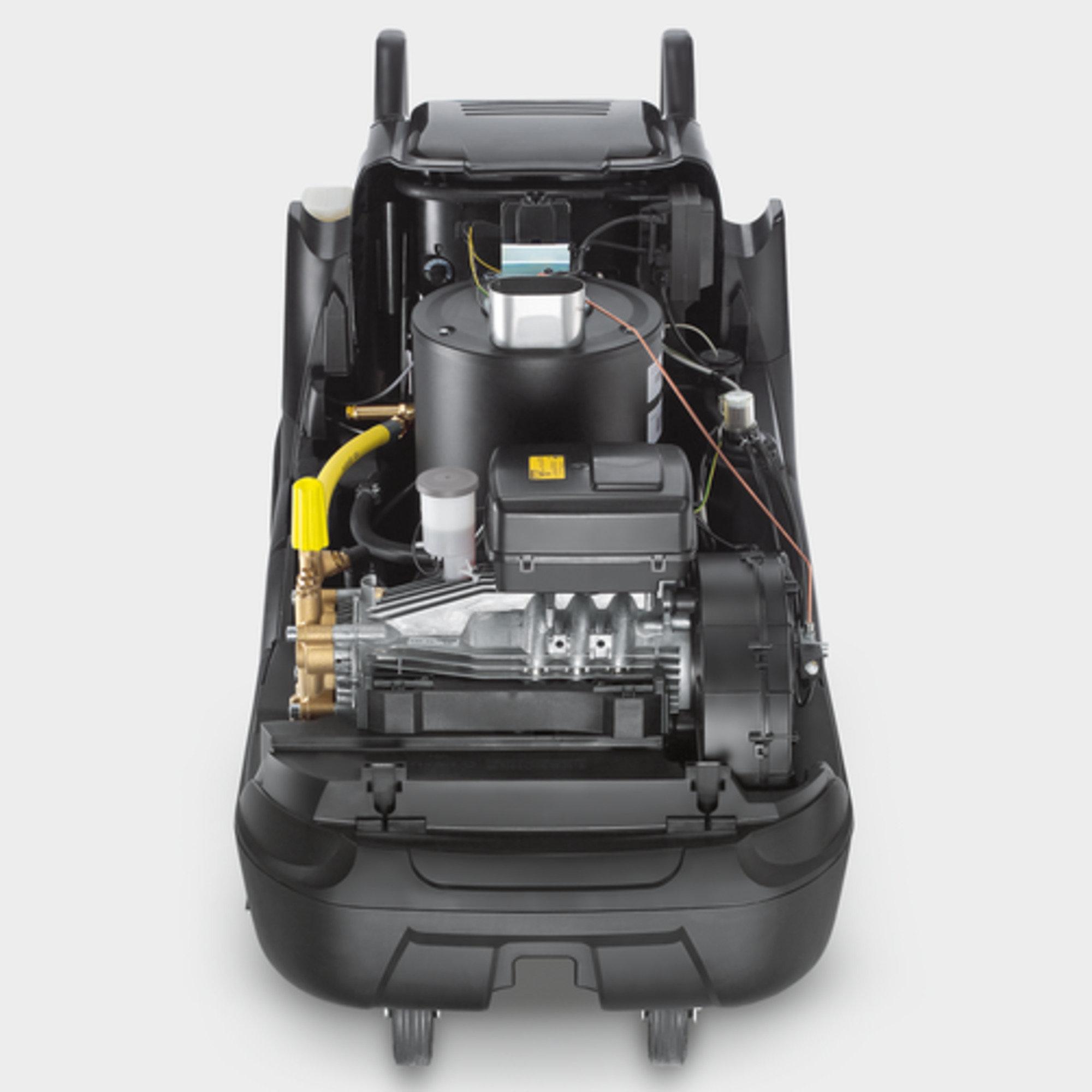 High pressure washer HDS 7/10-4 M: Maximum efficiency