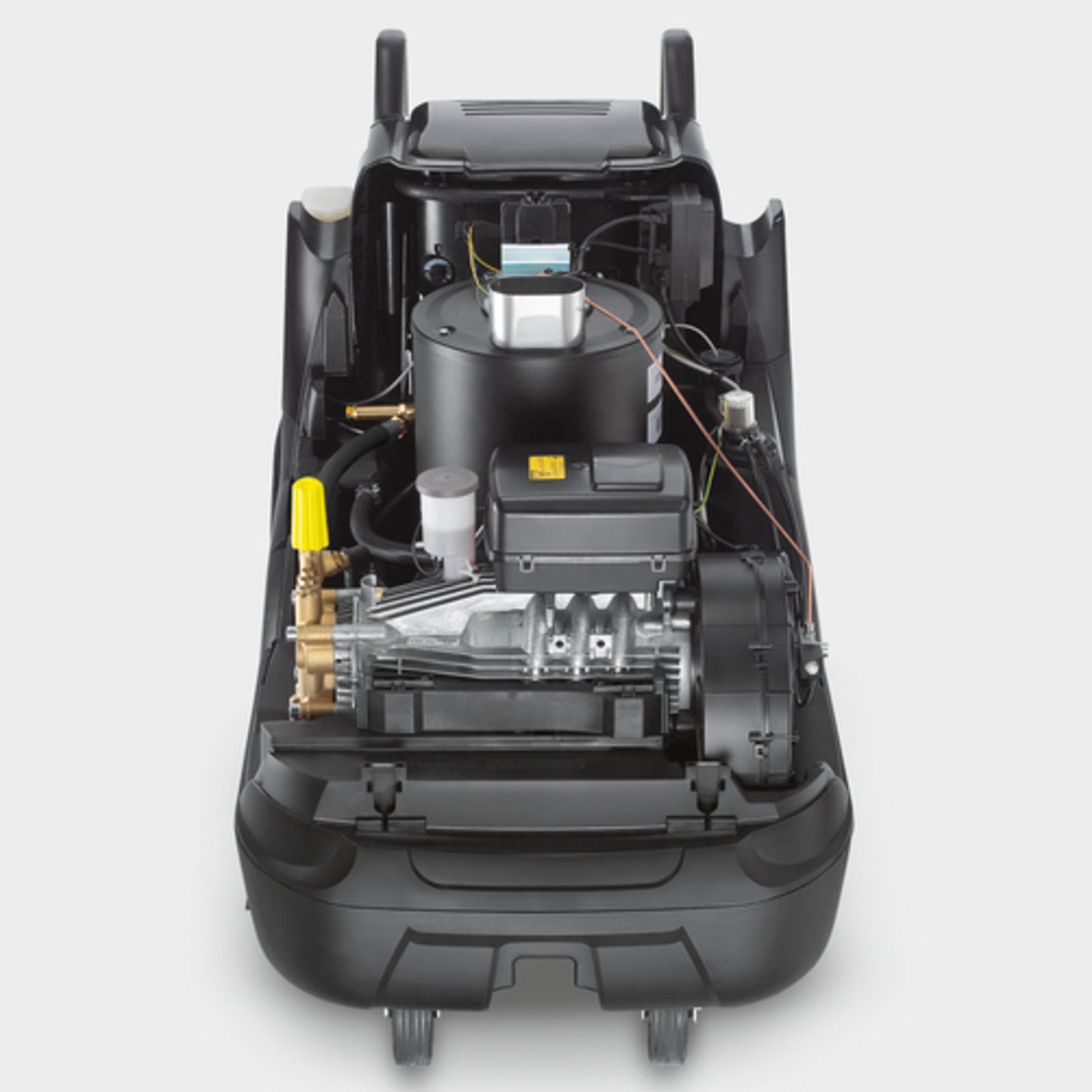 HDS 13/20-4 S: Максимална ефективност