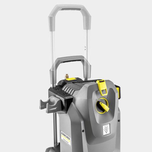 Aparat de curatat cu inalta presiune HD 8/18-4 M Plus: Mobilitate crescută