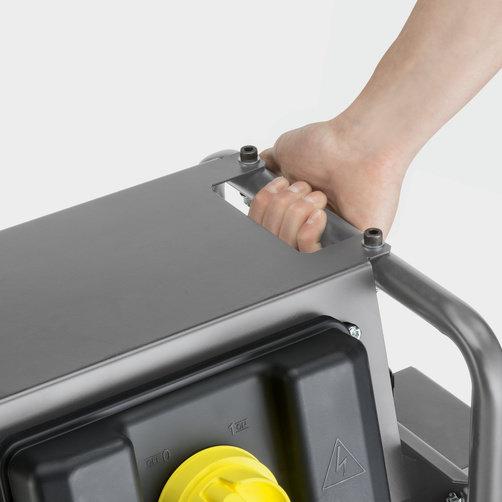 Аппарат высокого давления HD 9/18-4 Cage Classic: Прочность и безопасность