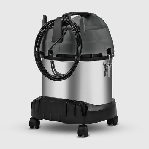 Aspirador en seco y húmedo NT 30/1 Me Classic BR: Compacto, resistente y móvil