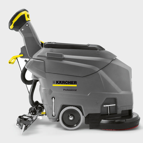Scrubber dryer BD 43/35 C Ep: Small, compact machine