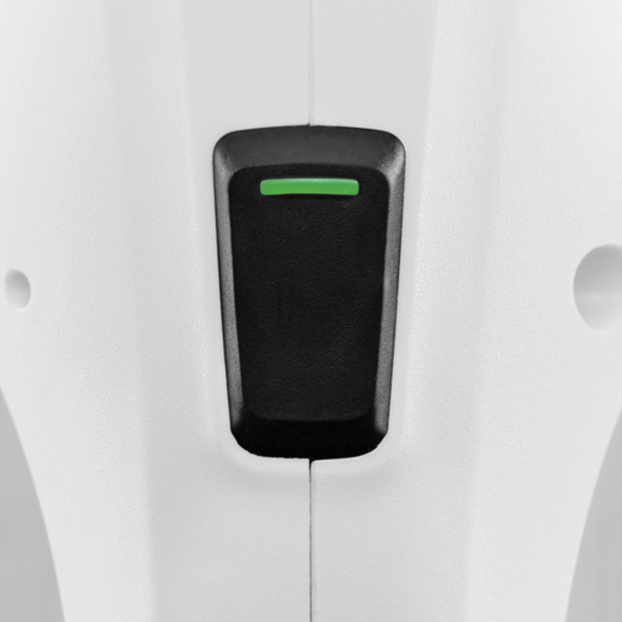 WV 1 Premium: Vaateulatuses LED-näidik