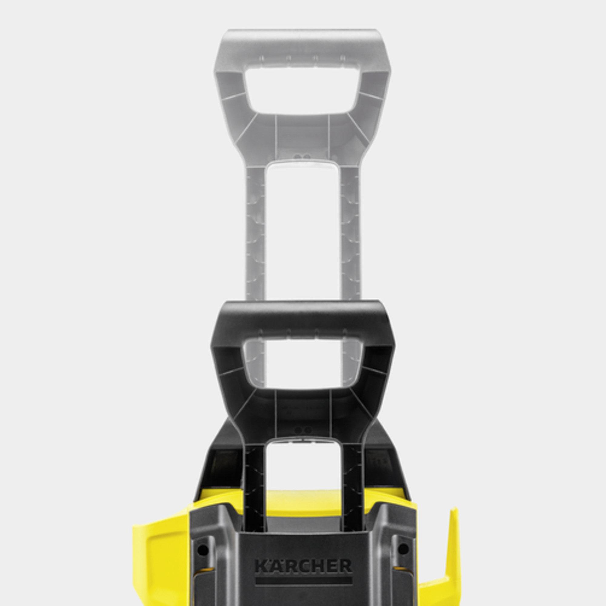K 3 Power Control: Регулируема във височина телескопична дръжка