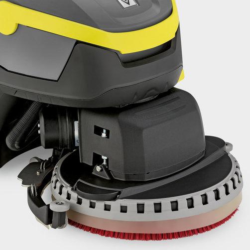 Поломоечная машина BD 38/12 C Bp Pack: Проверенная временем технология дисковой щетки