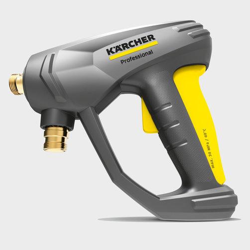 Aparat de curatat cu inalta presiune HD 6/13 CX Plus *EU: Economisește timp și energie: Pistol de înaltă presiune EASY!Force și elemente de fixare cu eliberare rapidă EASY!Lock