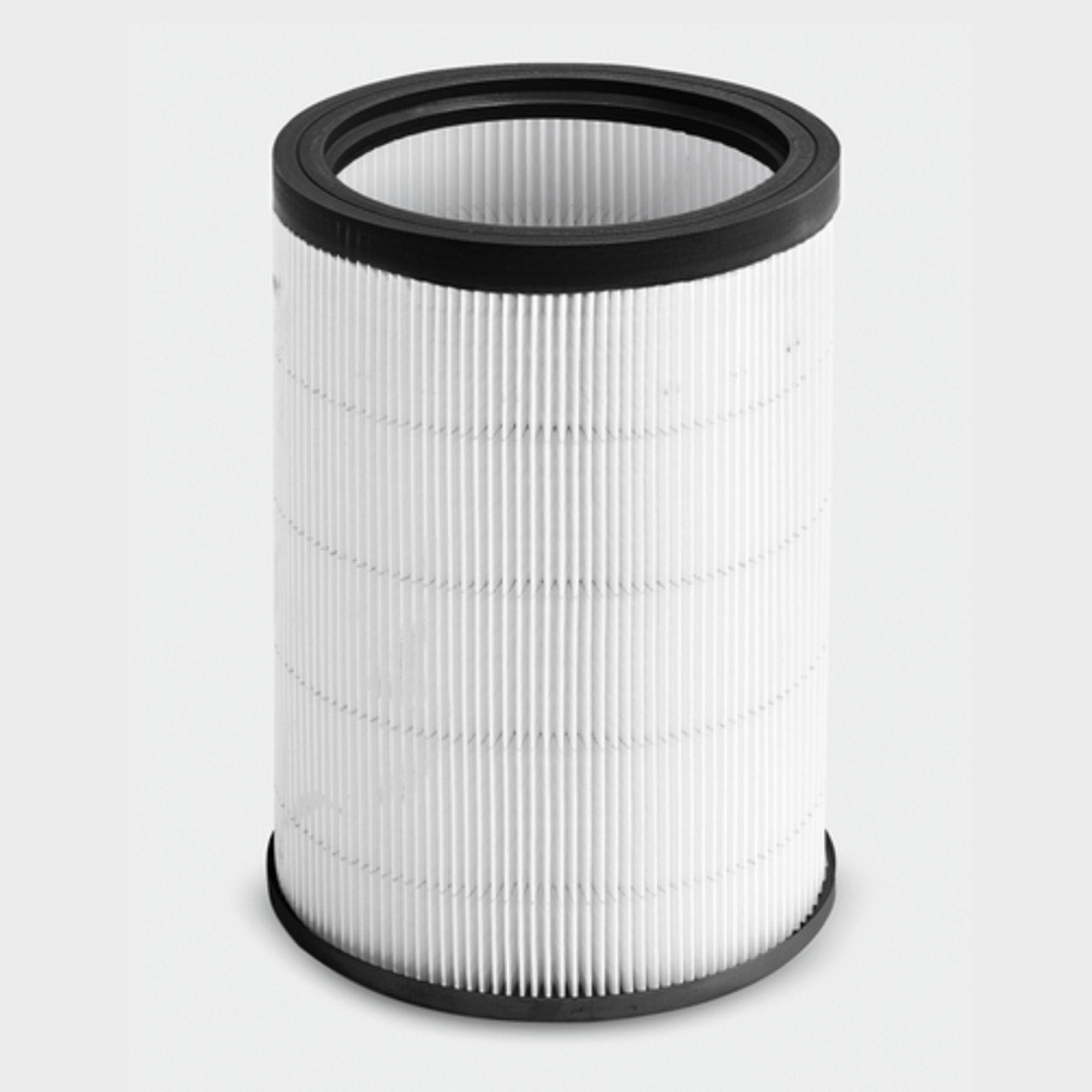 Пылесос влажной и сухой уборки NT 22/1 Ap Te L: Влагостойки патронный фильтр PES