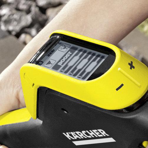 Мини-мойка K 7 Premium Smart Control: Boost режим для удаления сверсложных загрязнений