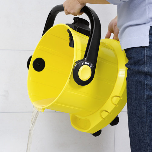 Carpet cleaner SE 4002: 3-in-1 carrying handle
