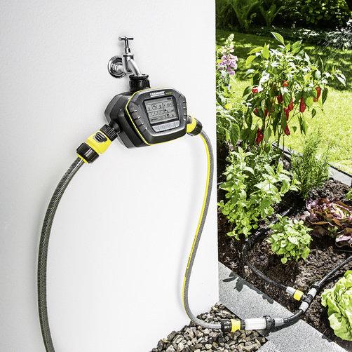 SensoTimer ST6 Duo eco!ogic: Dva nezávislé výstupy vody