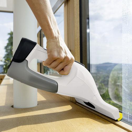 Aspirator pentru geamuri WV 6 Premium: Tehnologie îmbunătățită a lamelor