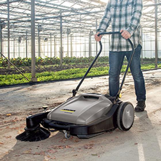 農業・畜産の清掃に