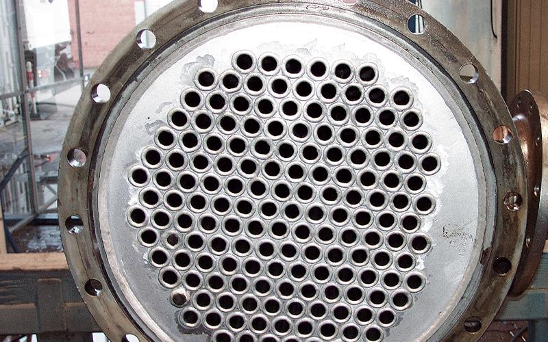 熱交換器の洗浄に