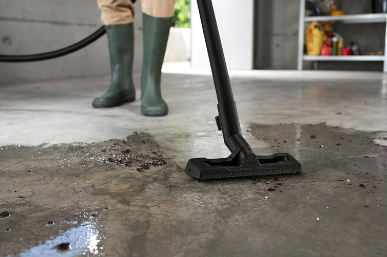 Switchable Floor Tool