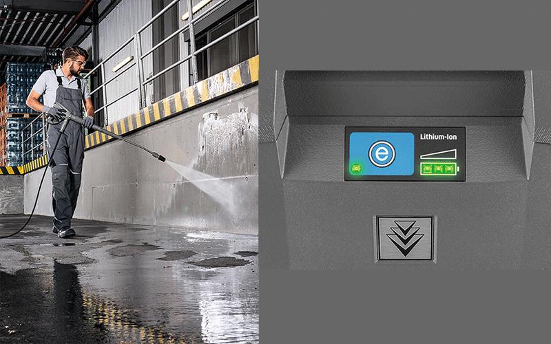 100Vマシンを凌ぐ洗浄力を持つマシンの画像