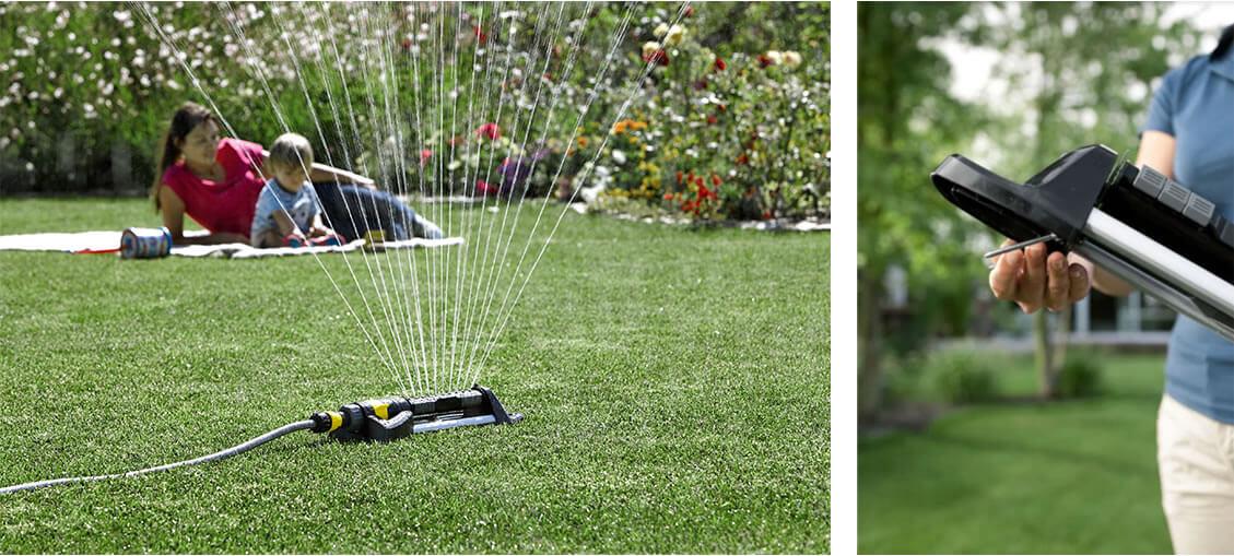 Irrigador de jardim OS 3.220