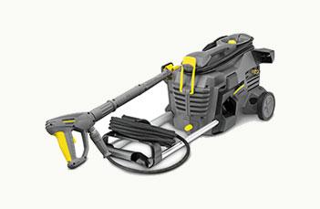 業務用 冷水高圧洗浄機 HD 4/8 P