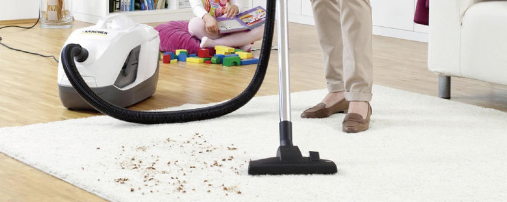 黄砂対策のための室内掃除のコツ!