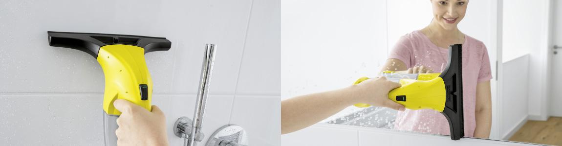 浴室、洗面所の掃除イメージ