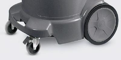 クリーナーのタイヤ部分