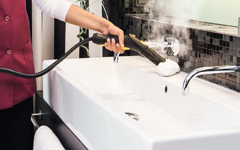 ホテルや病院の衛生対策、除菌に