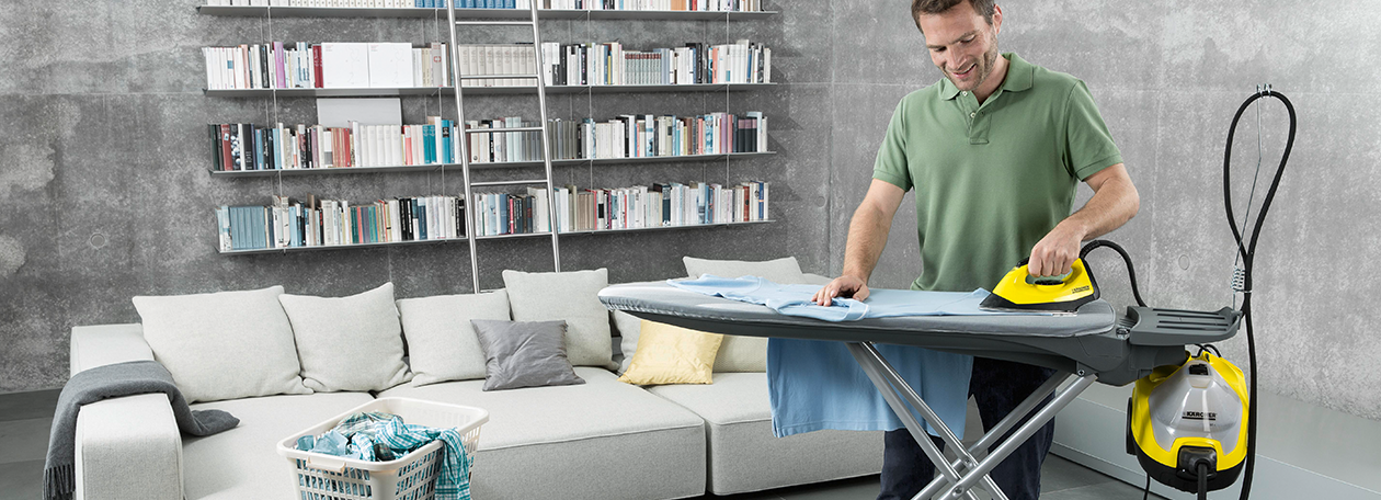 dampfb gelstation b geln reinigen in einem k rcher. Black Bedroom Furniture Sets. Home Design Ideas