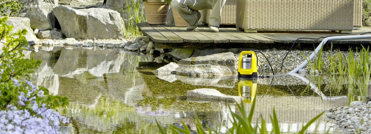 Register Your New Karcher Pump For An Extended Warranty