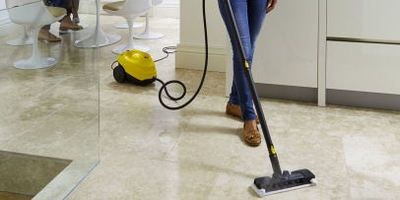 How To Clean Using A Steam Cleaner Karcher Uk