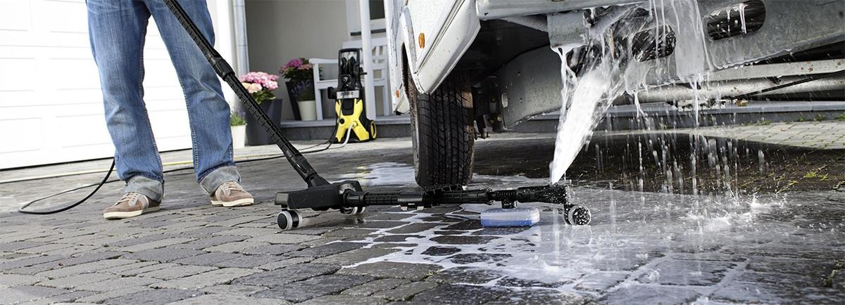 Ваш спеціальний помічник - аксесуар для мийки днища автомобіля 32762cd8dc920