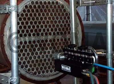 Промывка теплообменников промывка трубопроводов Паяный теплообменник Alfa Laval CB110-46M Саранск