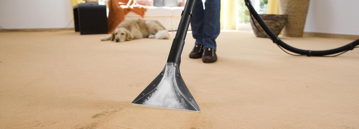 Groovy Rengjøring av tepper og møbler | Kärcher NE-15