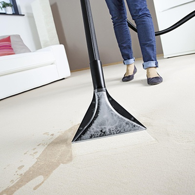 Smarte ressurser Rengjøring av tepper og møbler | Kärcher YH-82