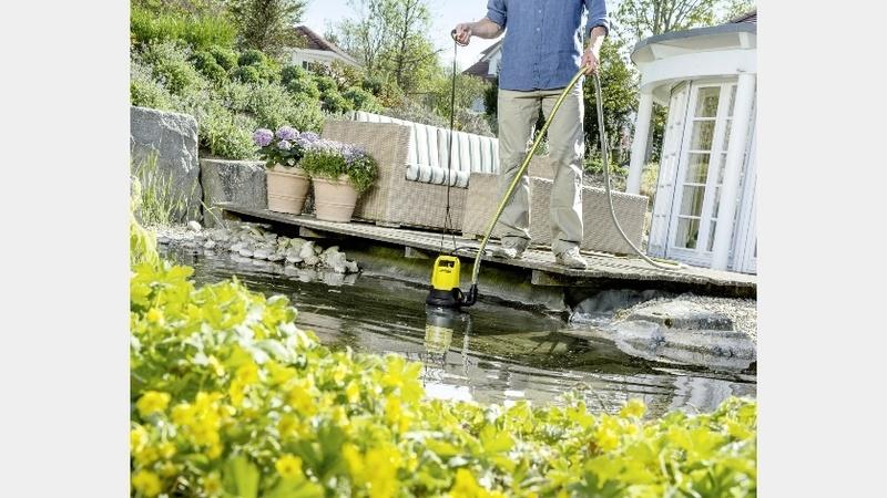 Kärcher Дренажный насос для грязной воды SP 1 Dirt