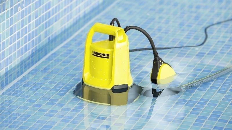 Kärcher Дренажный насос для чистой воды SP 2 Flat