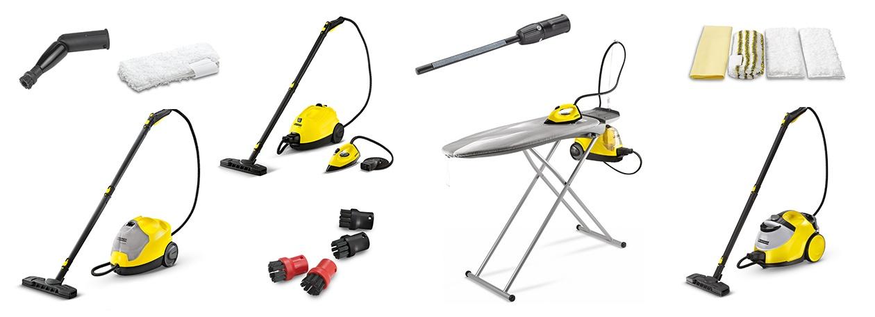 Dampfreiniger_Produkte