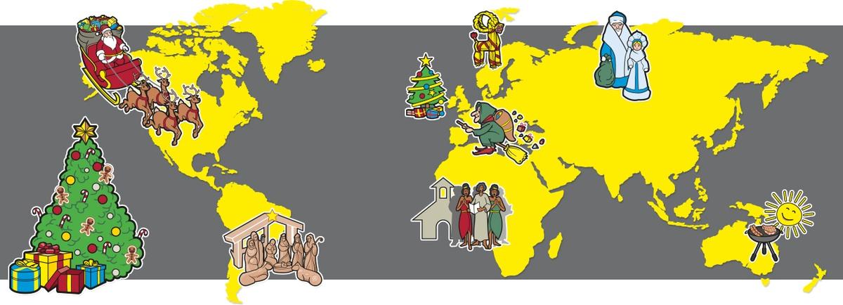 Weihnachten weltweit   Kärcher