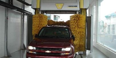 Automatic Car Wash Bahrain