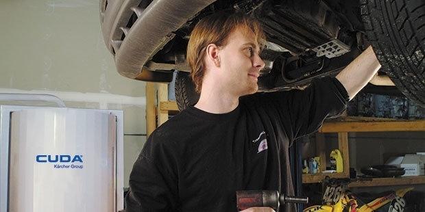 Cuda Industrial Parts Washers Karcher