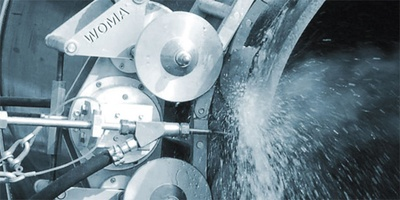 High-Pressure Pumps, Units, Water Jetting Tools | WOMA GmbH