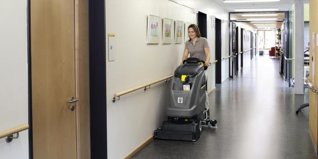 Healthcare Hospitals Cleaning Solutions K 228 Rcher